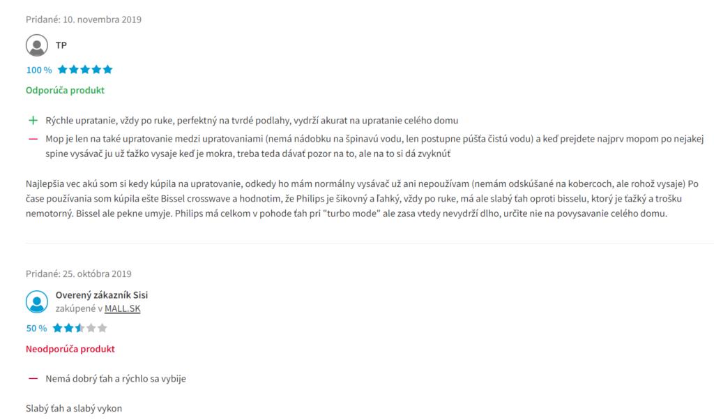 Philips PowerPro recenzie