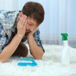 Ako vyčistiť koberec - všetky tipy a triky na jednom mieste