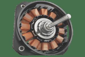 Invertorový motor práčky Beko