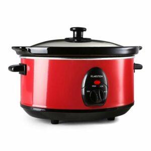Bristol 35, červený, 200 W, 3,5 litrov, elektrický hrniec