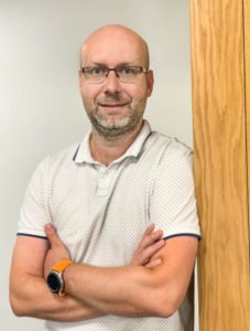 Daniel Dobeš - manažér produktového marketingu značky Datart