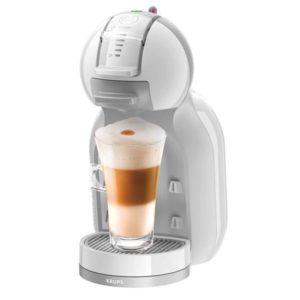 Espresso Krups NESCAFÉ® Dolce Gusto™ Mini Me KP1201CS sivé/biele