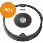 iRobot Roomba 605 (recenzia) - robotický vysávač za rozumnú cenu, vhodný do menších priestorov