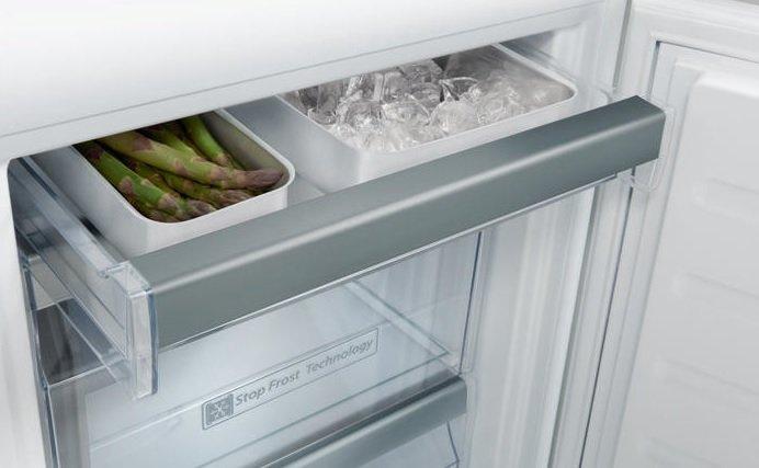 Super rýchle chladenie potravín v chladničke Whirlpool ART 9811/A++ SF