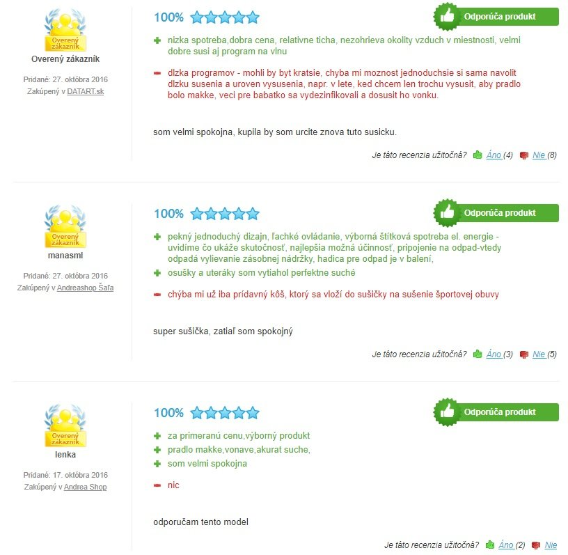 Skúsenosti zákazníkov so sušičkou Beko DPY 8506 GXB1