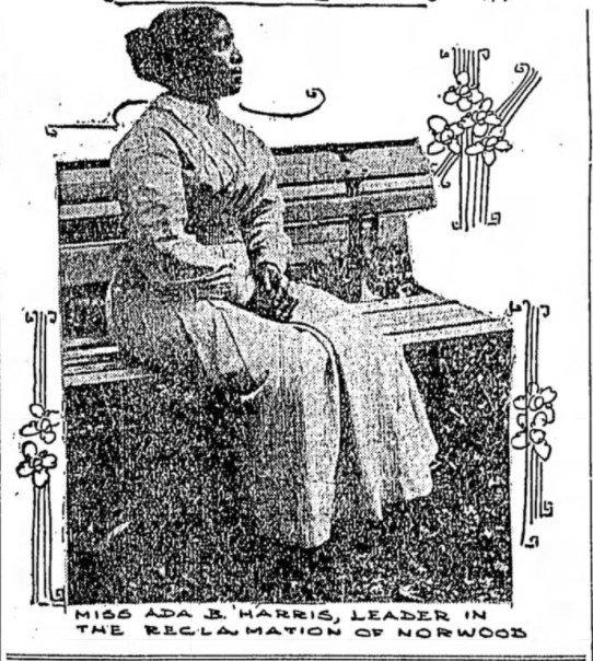Ada Harris - vynálezca žehličky na vlasy
