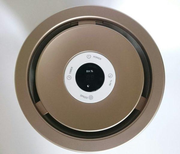 Philips HU4803/01- ovládanie