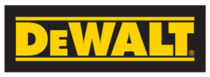 DeWalt - značka, logo