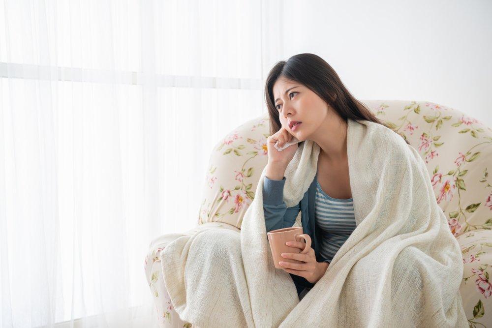 Studený byt pocitu pohody nepridáva