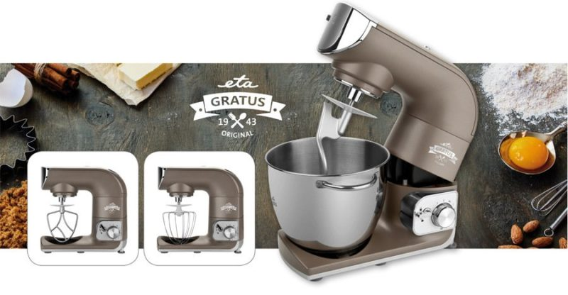 Kuchynský robot Eta Gratus