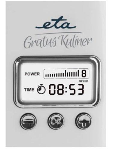 Displej kuchynského robota ETA Gratus Kuliner