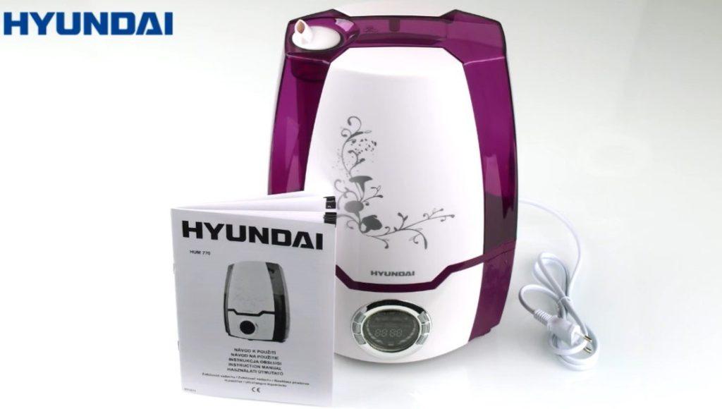 Zvlhčovač vzduchu Hyundai HUM 770
