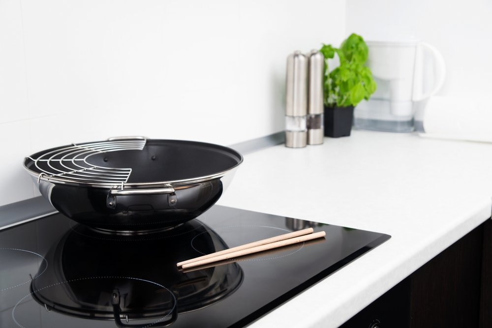 Indukčné varenie nevylučuje ani wok