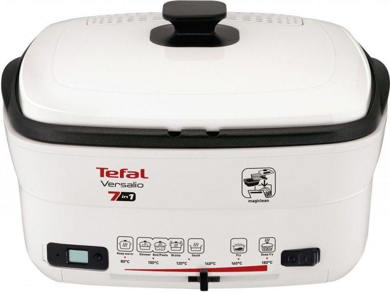 Biela fritéza od Tefal