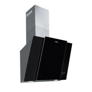 Odsávač pár Mora OV 680 G čierny/sklo