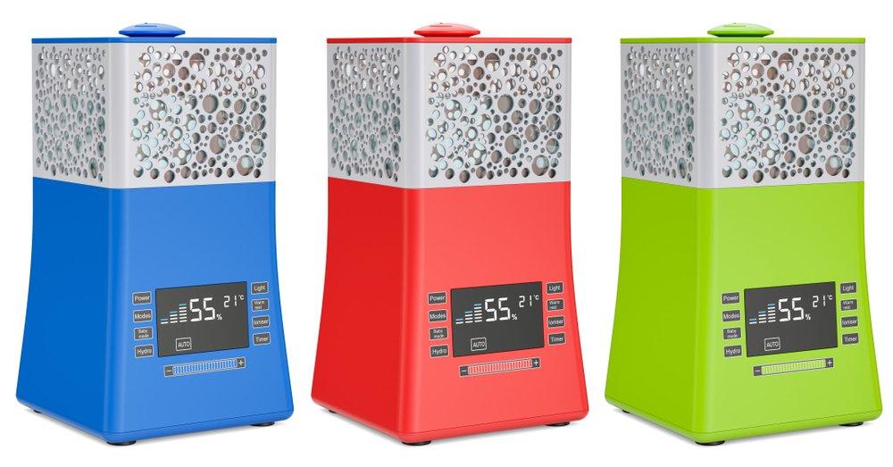 Ultrazvukové zvlhčovače vzduchu sú vhodné pre deti