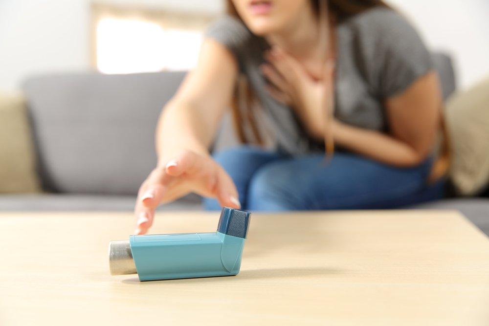 Suchý vzduch môže viesť k prepuknutiu astmy