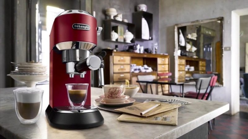 DeLonghi EC 685 pákový kávovar