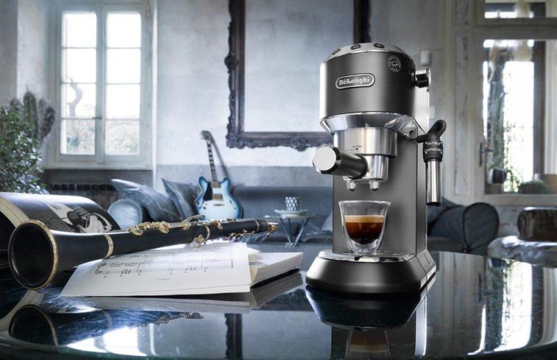 Pákový kávovar DeLonghi EC 685