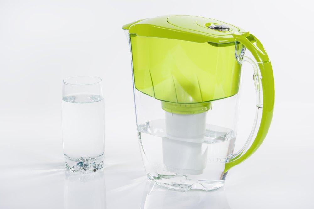 Filtračné kanvice a fľaše