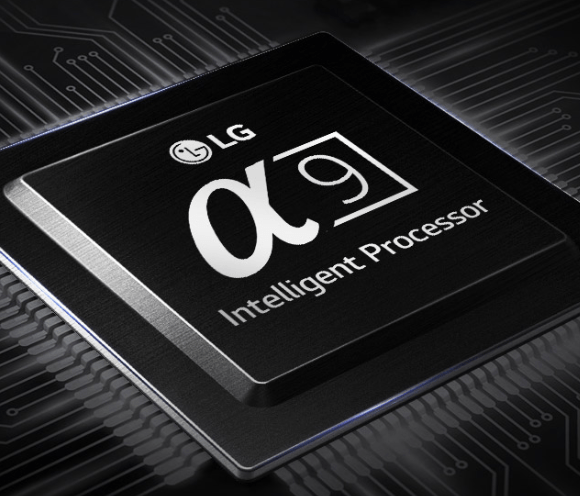 LG procesor Alpha 9