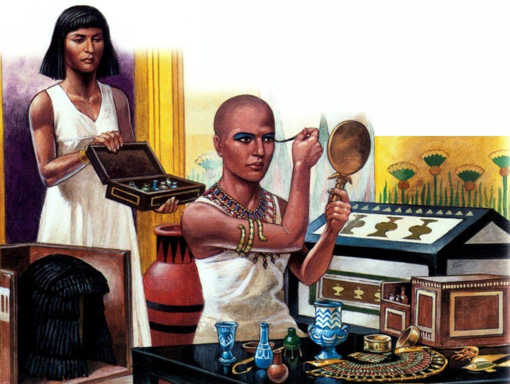 Epilácia bola známa už v starovekom Egypte