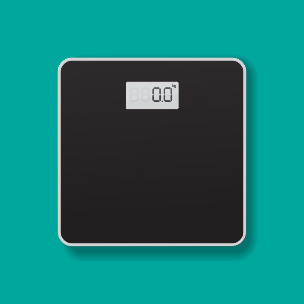 Digitálna osobná váha
