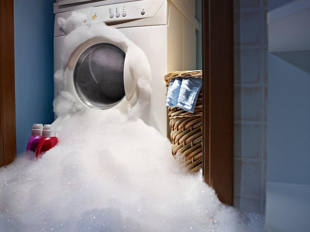 Penenie práčky