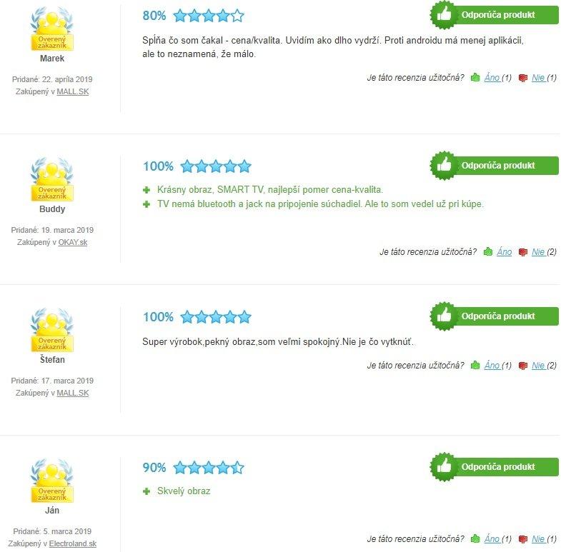 Reálne skúsenosti zákazníkov s televízorom Samsung UE65NU7172