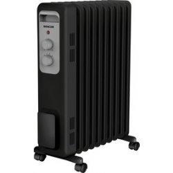 Elektrické olejové radiátory