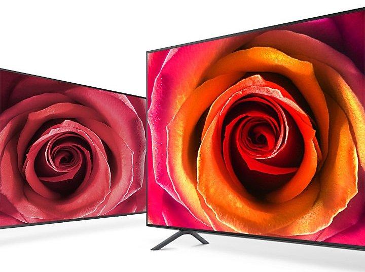 Technológia PurColor, ktorou disponuje tv Samsung UE43RU7172.