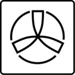 Ventilátor s kruhovým ohrevným telesom
