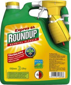 Monsanto Roundup Expres 3l