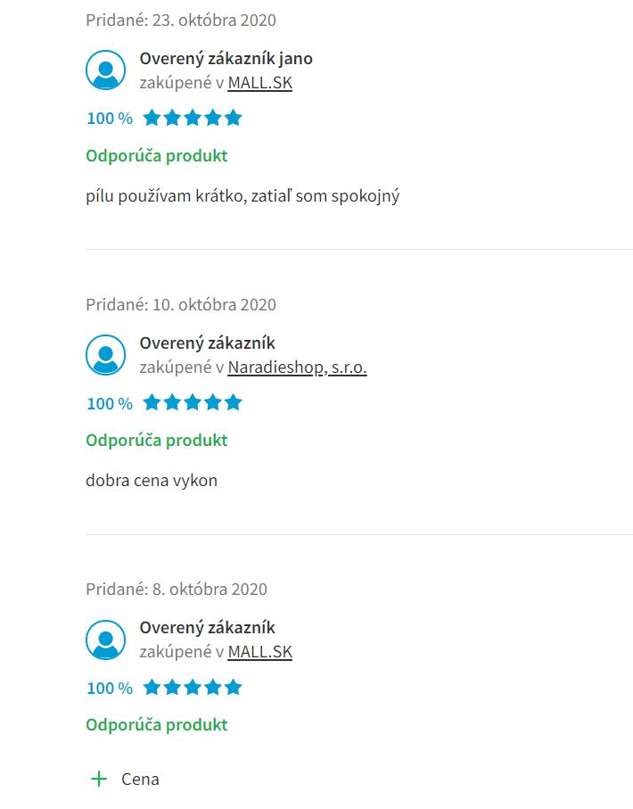Scheppach HS 100 S - recenzie