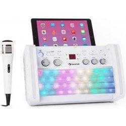 Auna DiscoFever 2.0 karaoke systém BT