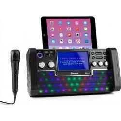 auna DiscoFever Bluetooth karaoke zariadenie