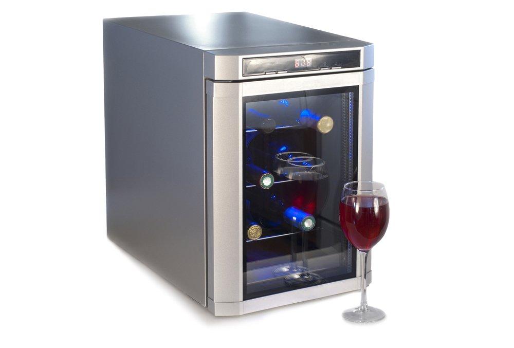 Chladničky na víno