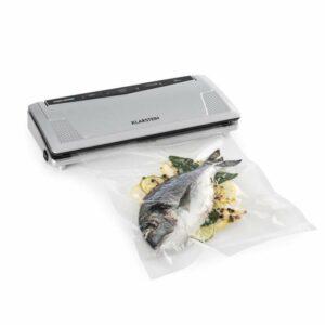 FoodLocker Slim vákuovač 130W 30 cm dvojitý šev 10 vreciek