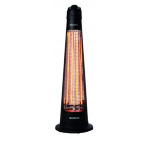 IN 26151 Silverline Greener Patio Heater 900 IPX4
