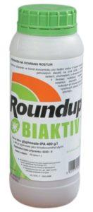 Monsanto Roundup biactive 1l