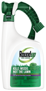 Roundup - totálny herbicíd
