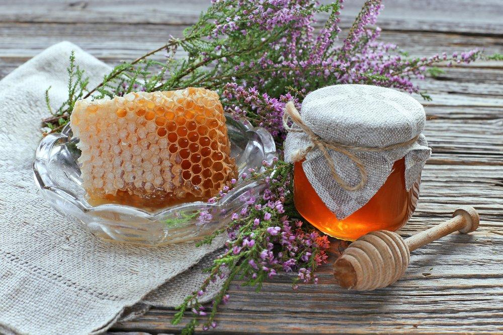 Vresový med