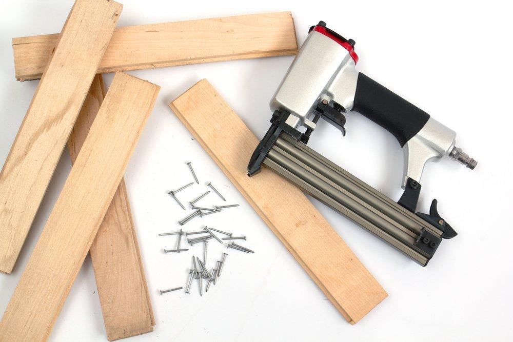 Hmotnosť a ergonómia - nastreľovacia pistoľ