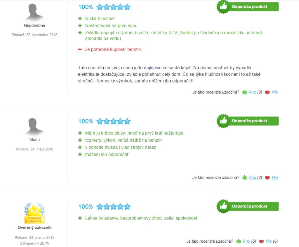 Sceppach SG 3100 - recenzie
