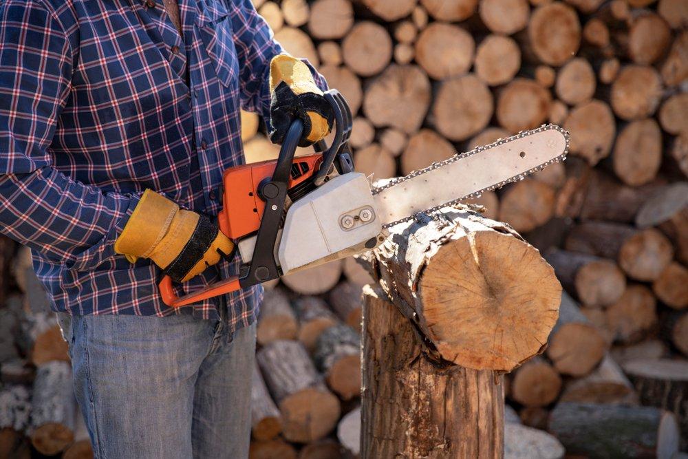 Reťazové píly na palivové drevo