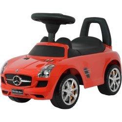 Buddy Toys Mercedes červené