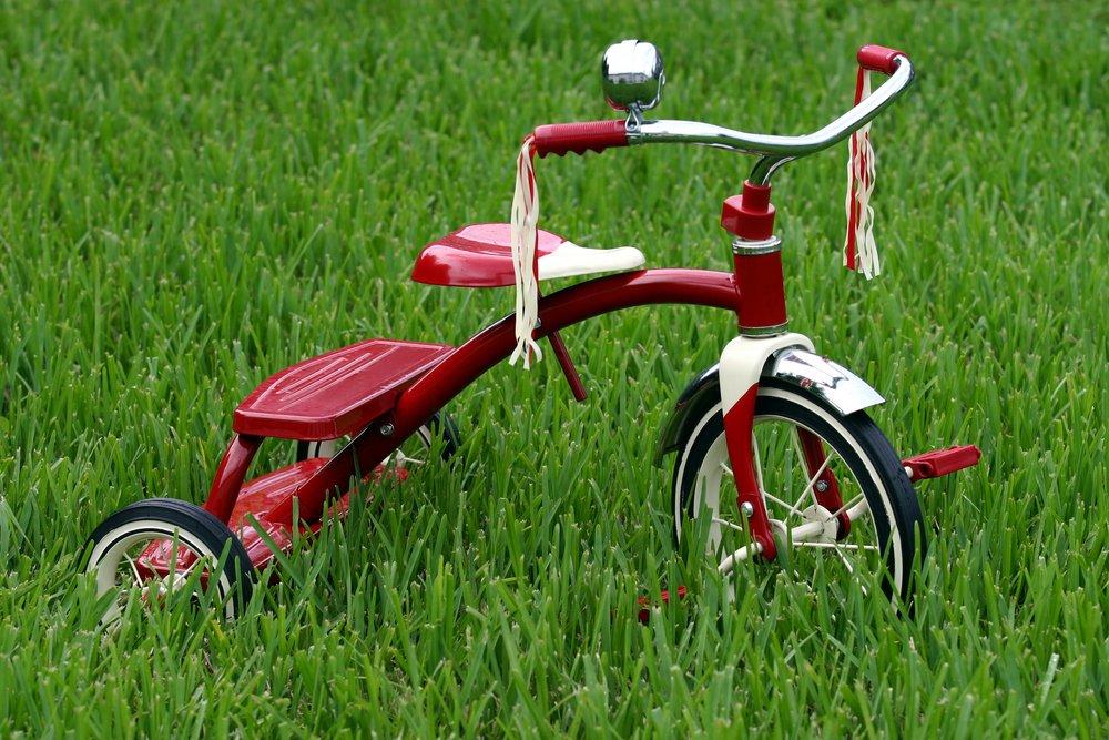 Štýlové cykloodrážadlo