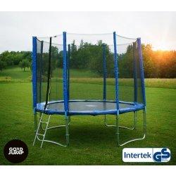 GoodJump 4UPVC 305 cm + ochranná sieť + žebřík