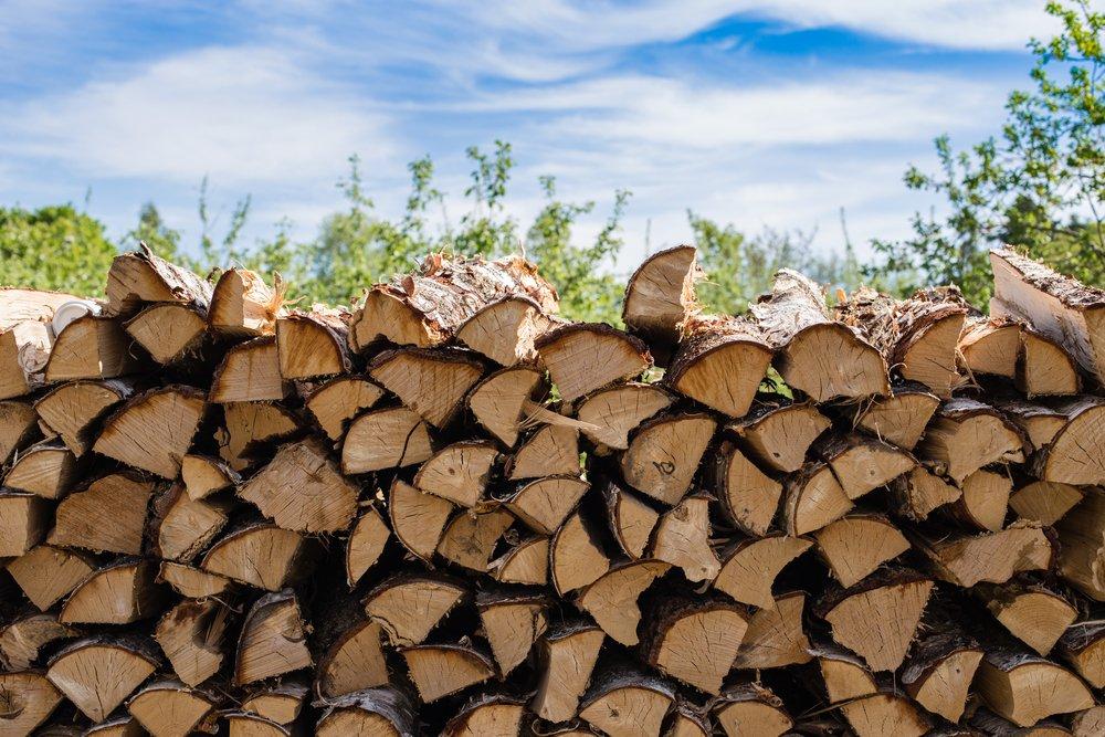 Palivové drevo bez väčšej námahy so štiepačkou na drevo