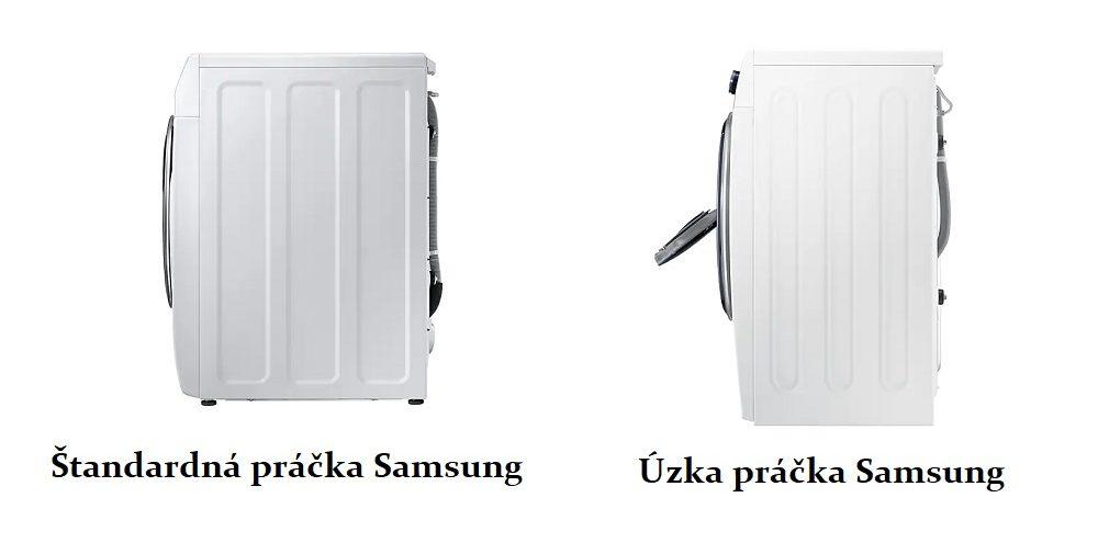 Samsung práčky